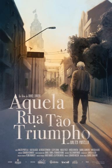 Poster Triumpho A4 rgb
